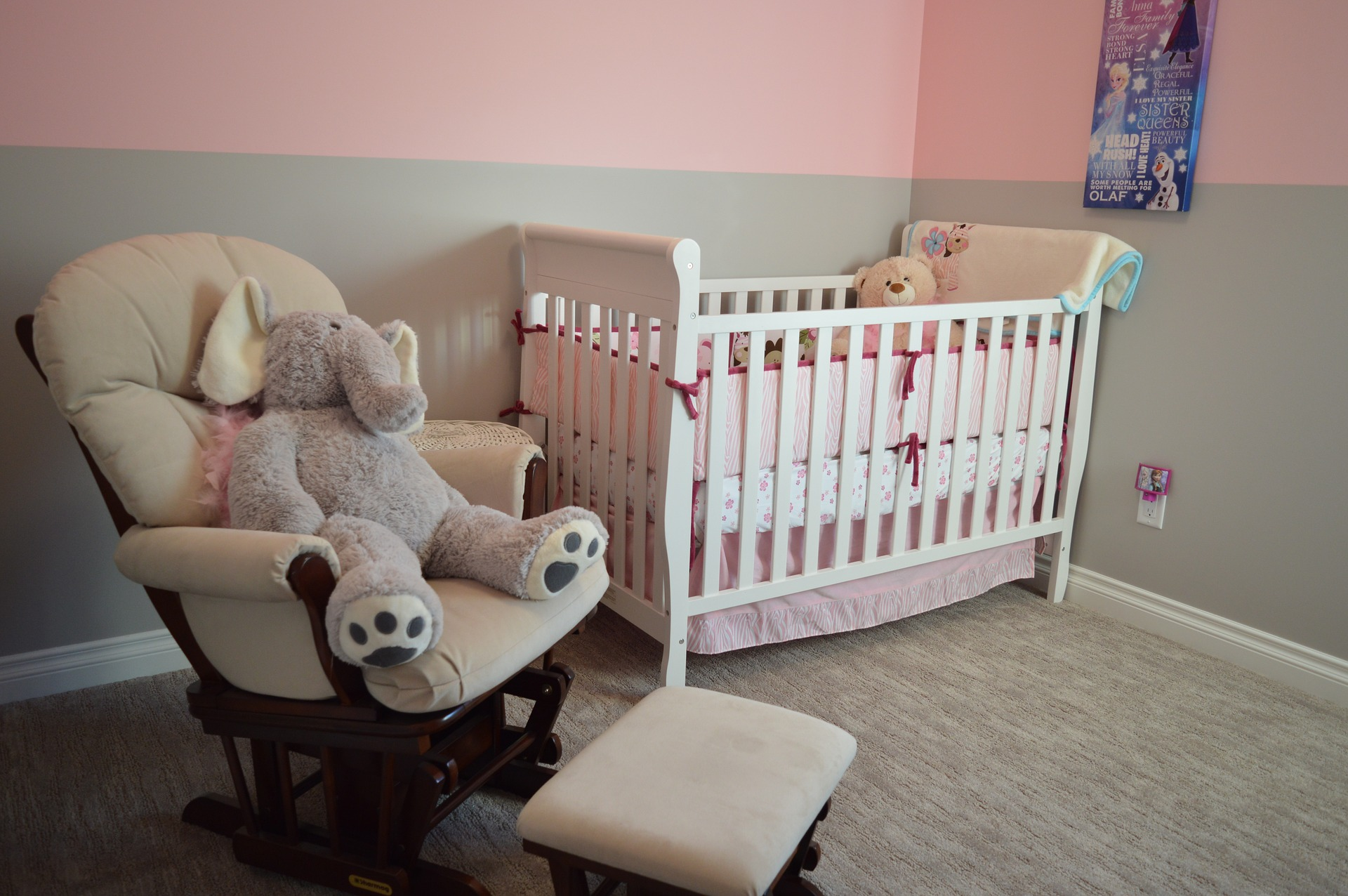 baby's room pasion painting services