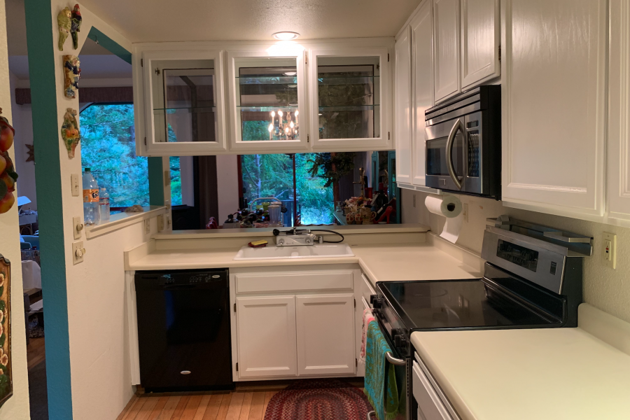 Kitchen, Dining Room and Bathroom Restoration